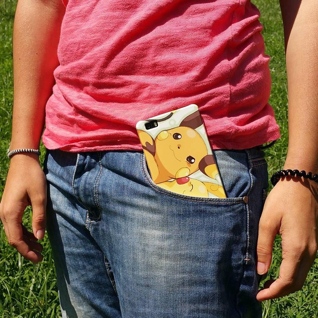 Carcasa pokemon personalizada por Getsingular.