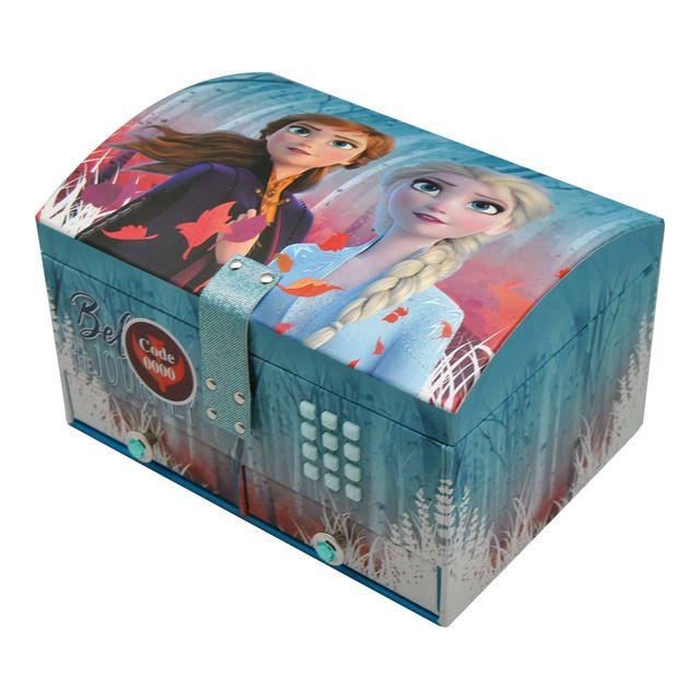 Joyero Secreto Con Música Frozen El Reino De Hielo Disney Disney Princess Toys Frozen Toys Princess Toys