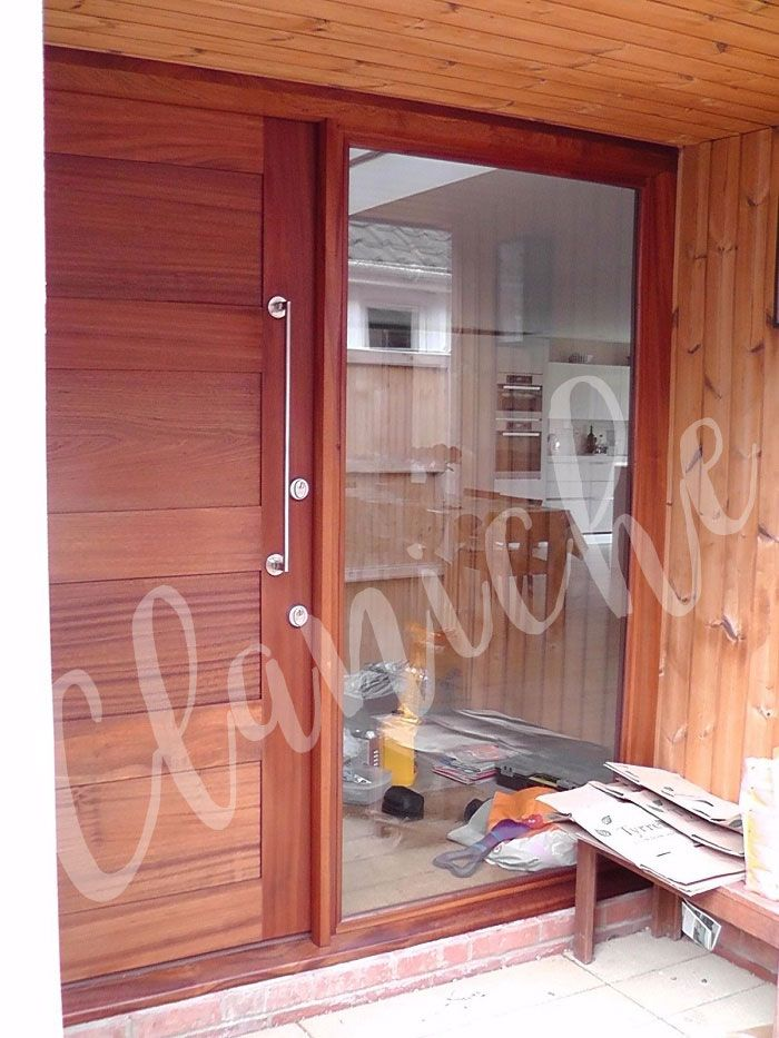 Custom Made Exterior Door Made in Colchester – Wooden Hand Made ...