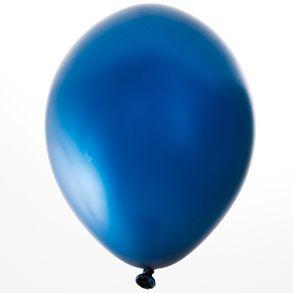 11 Midnight Blue Balloons