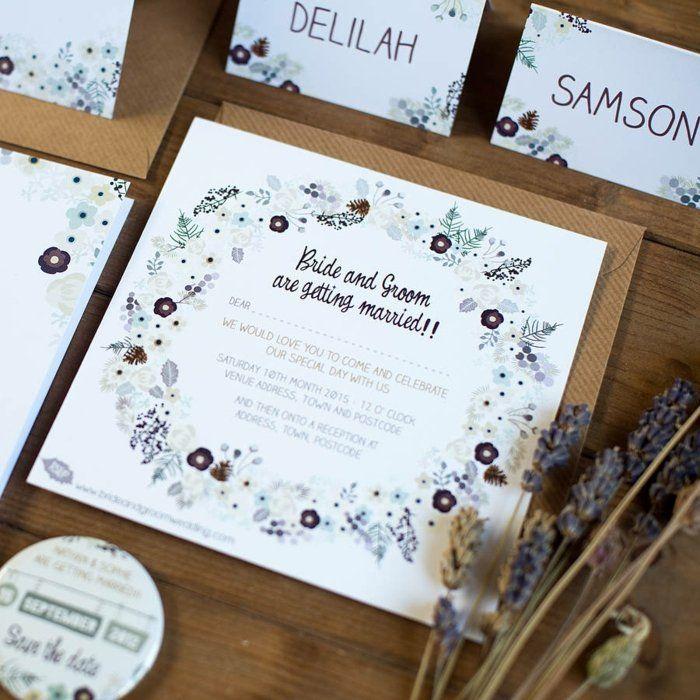 Hochzeit Location Scheune Einladungskarten Planen