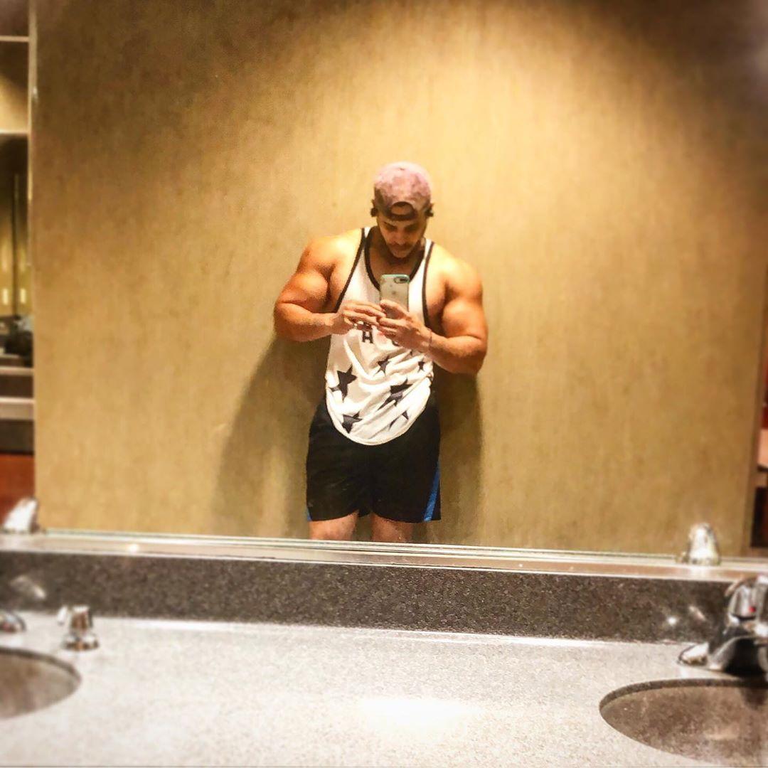 En mi mundo 🌍 #tamoaquinobulto  #gym #gymnastics #fitness #fitnessmotivation #fitlife #boxinggym #gy...