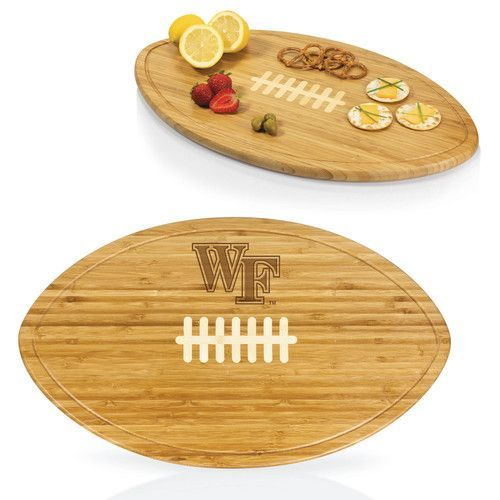 Kickoff - Natural (Wake Forest University - Demon Deacons) Engraved
