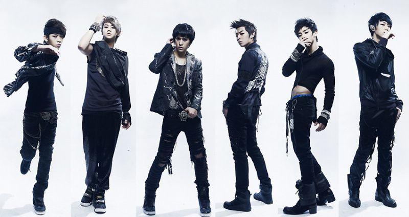 Effpoo4our Beast B2st Profile Beast Kpop Boy Groups