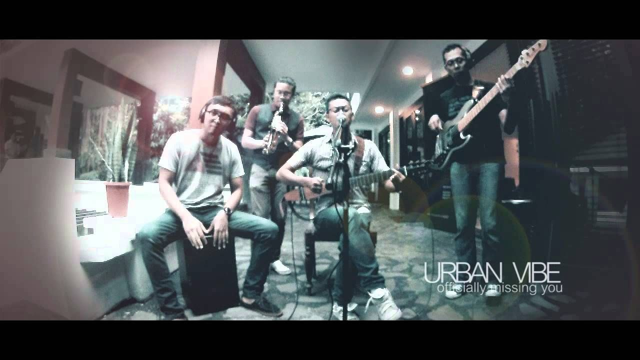 Urban Vibe Officially Missing You Cover Alternative