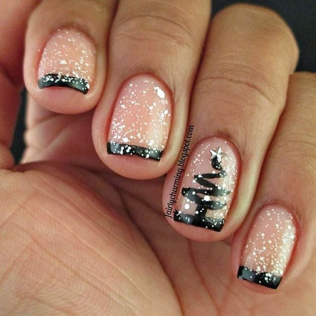 81 Christmas Nail Art Designs & Ideas for 2020 | S