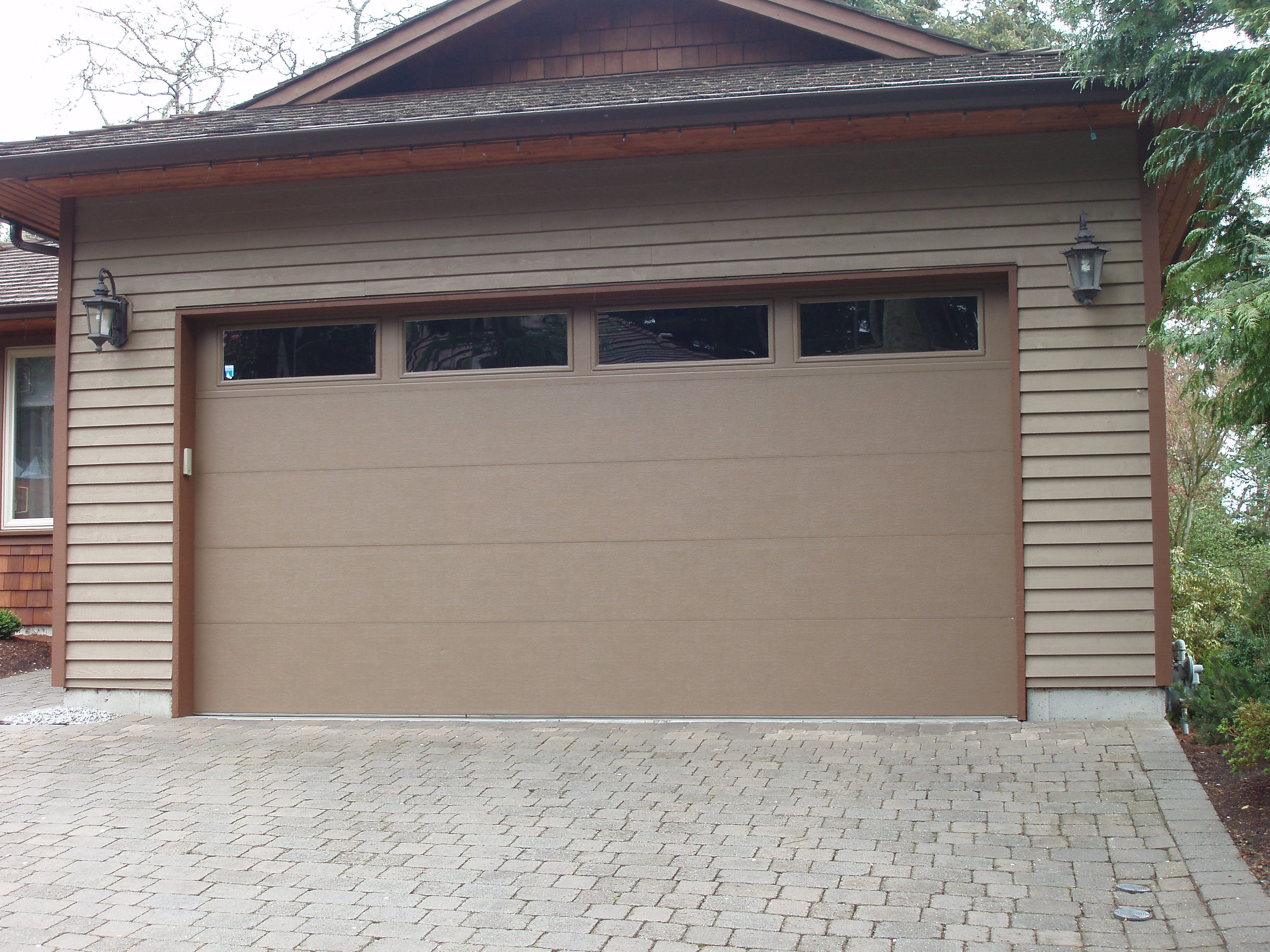 2448 #485F41 Garage Doors For Inspiring Garage Door Ideas: Exciting Exterior Garage  image Salt Lake City Garage Doors 36833264