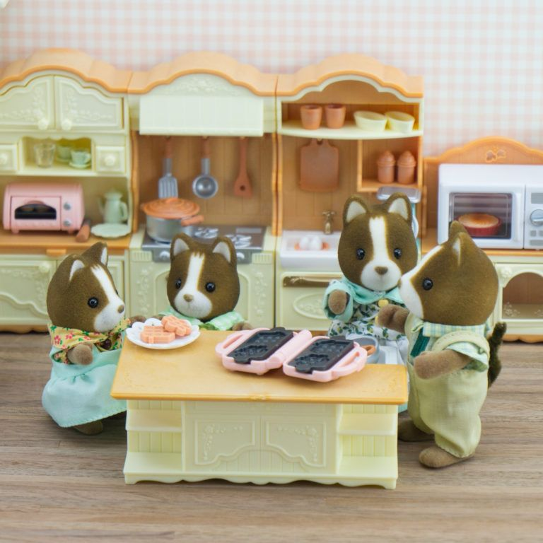 Calico Critters Kitchen Island Shop Clothing Shoes Online