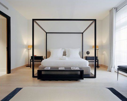 31 Canopy Bed Ideas & Design for Your Bedroom images