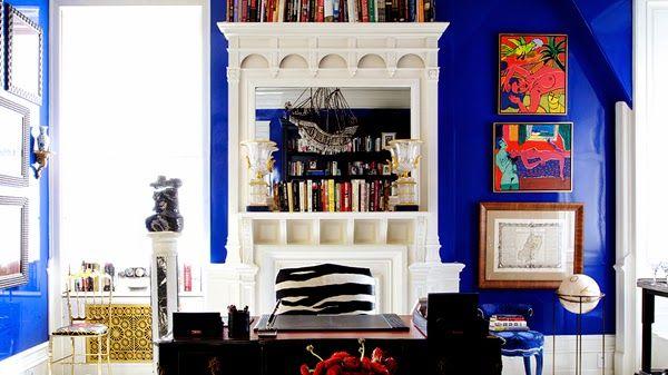 Mimosa Lane: Interior Design    Sasha Bikoff- A Ballerina's Apartment
