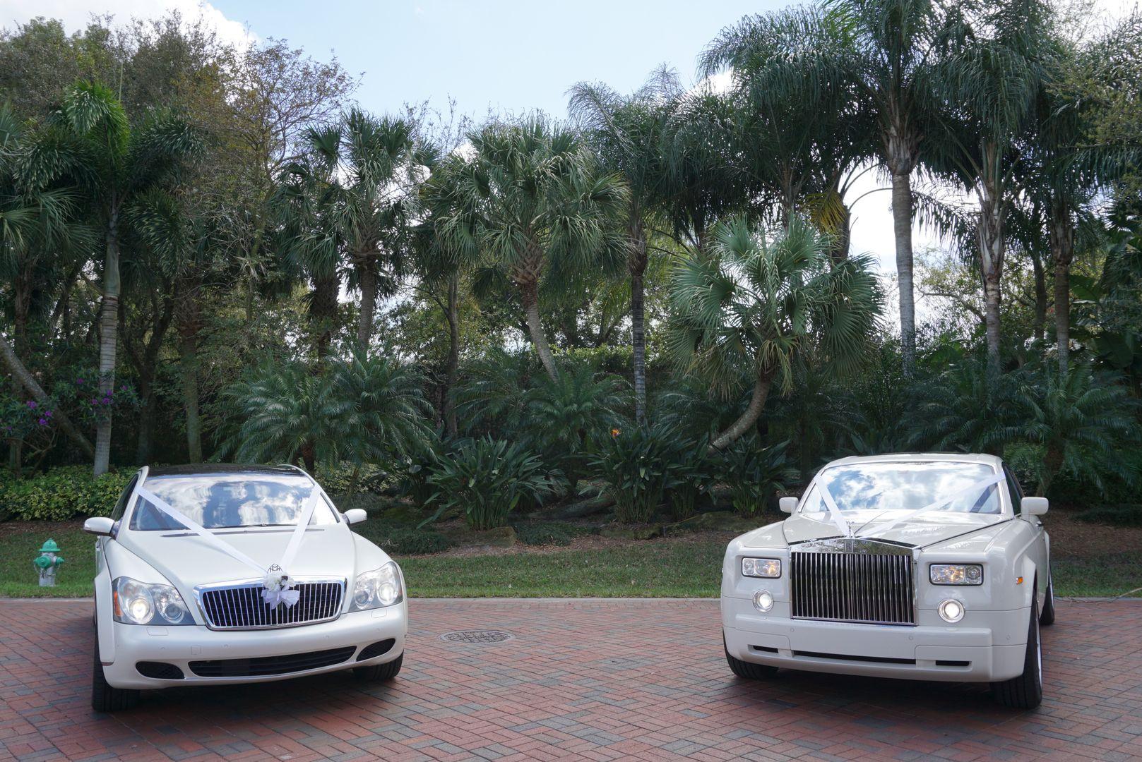 Orlando Rolls Royce Wedding Car And Limousine Rental Dream Cars Limousine Rental Car