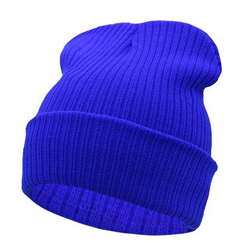 Winter Hat For Men Knitted Hat Women Winter Hats For Women Men Knit Caps  Blank Casual Wool Warm Flat Bonnet 274a7afa7804