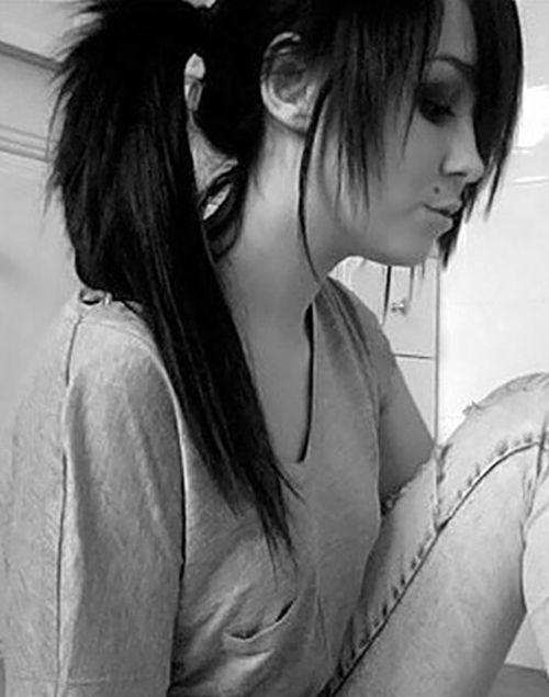 Top 50 Emo Hairstyles For Girls Hair Emo Hair Hair Styles Hair