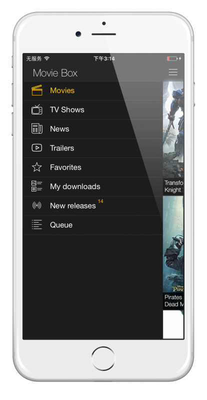 MovieBox ( Stream Free Movies and TV Shows ) Movies and