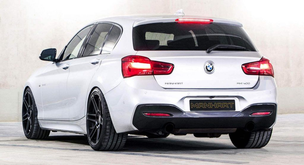 Manharts 429 Hp Bmw M140i Opens The Mercedes Amg A45 S Hunting