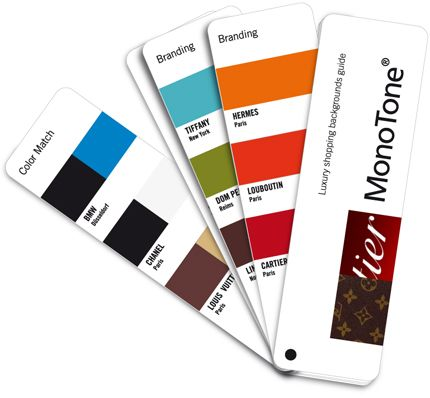Color are © by brands? Untuned classification of nuance and boring tones for luxury shopping.
