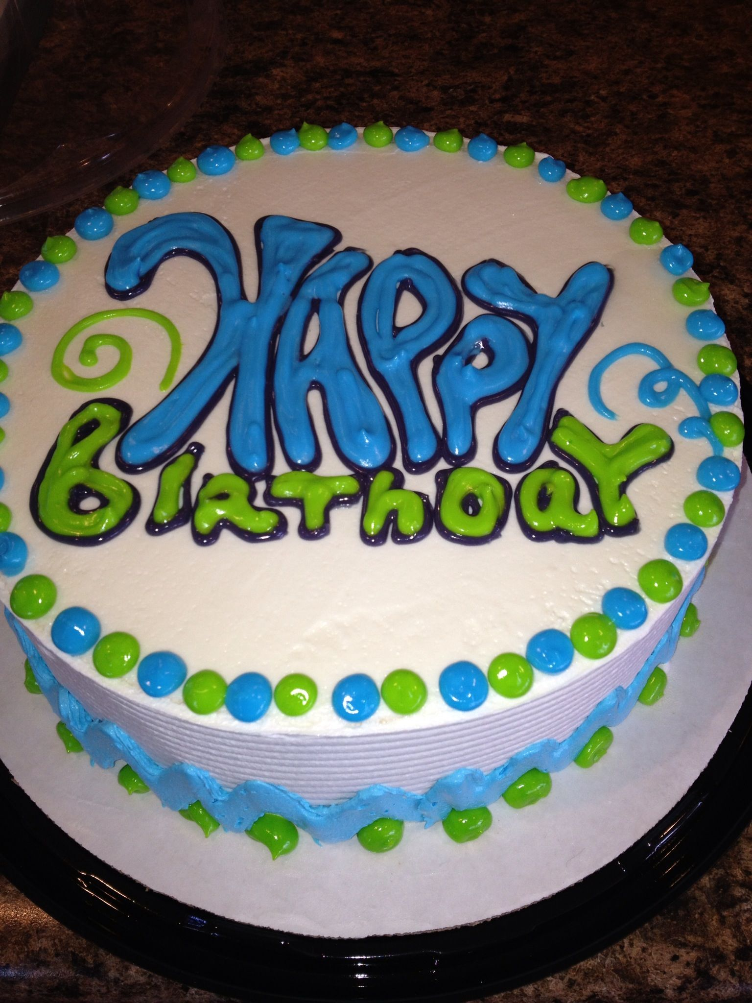 Dq cakes...Dairy Queen. Happy Birthday for anyone. (With images ...