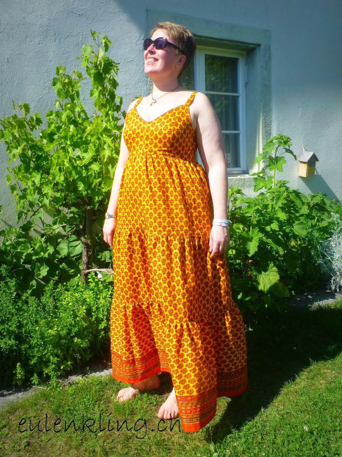 eulenkling: Hippie Style - der Sommer ist da   Genähtes   Pinterest ...