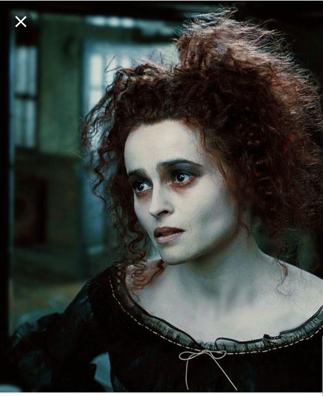 Sweeny Todd Main Movie Makeup Tim Burton Helena Bonham Carter