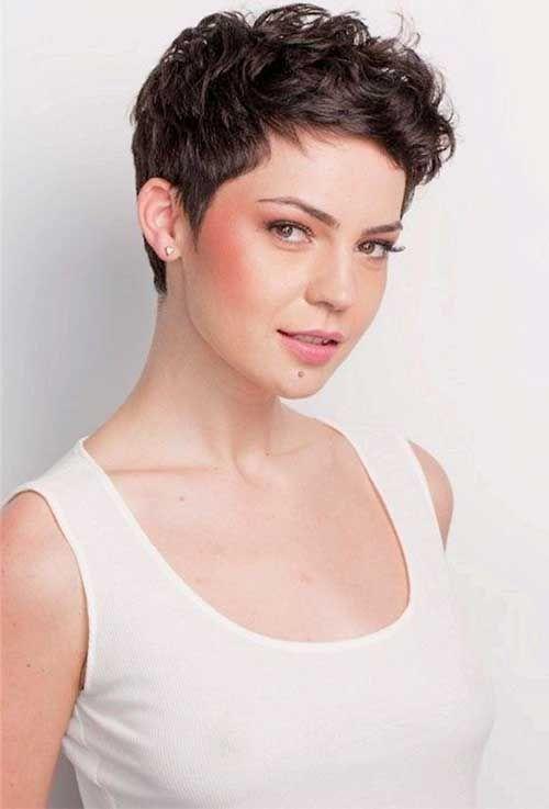 resultado de imagen para pelado corto rizado