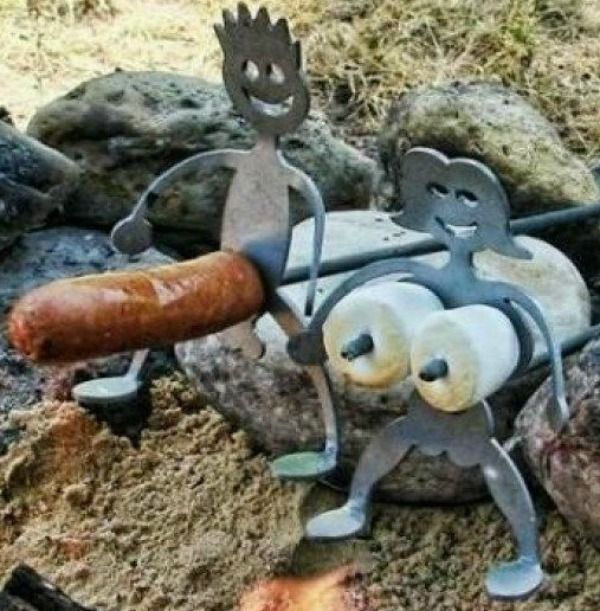 Hot Dog Roast Funny