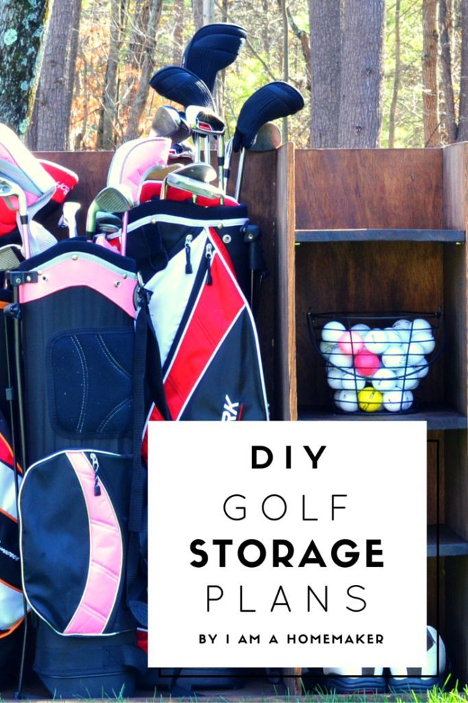 Golf Storage Unit Plans & Golf Storage Unit Plans | Golf Storage and Doors