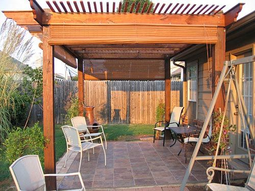 The Best Pergola Designs You Can Build Lag Bolts