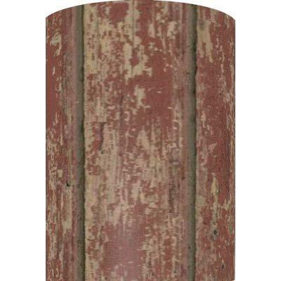 Illumalite Designs Weathered Wood Drum Lamp Shade Color: