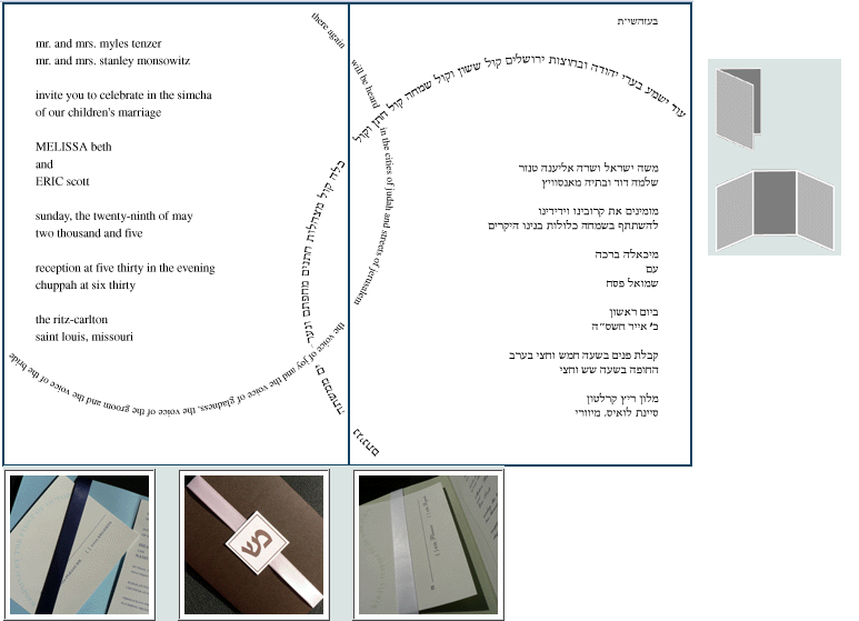 [hebrew Wedding Invitation Ideas] Wording For Jewish Wedding Invitation  Designers Tips And Photo Orthodox Jewish Wedding Hebrew Wedding Invitation  Ideas ...