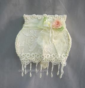 Lace Covered Lamp Shade Night Light Victorian Night Lights Night Light Victorian Lamps