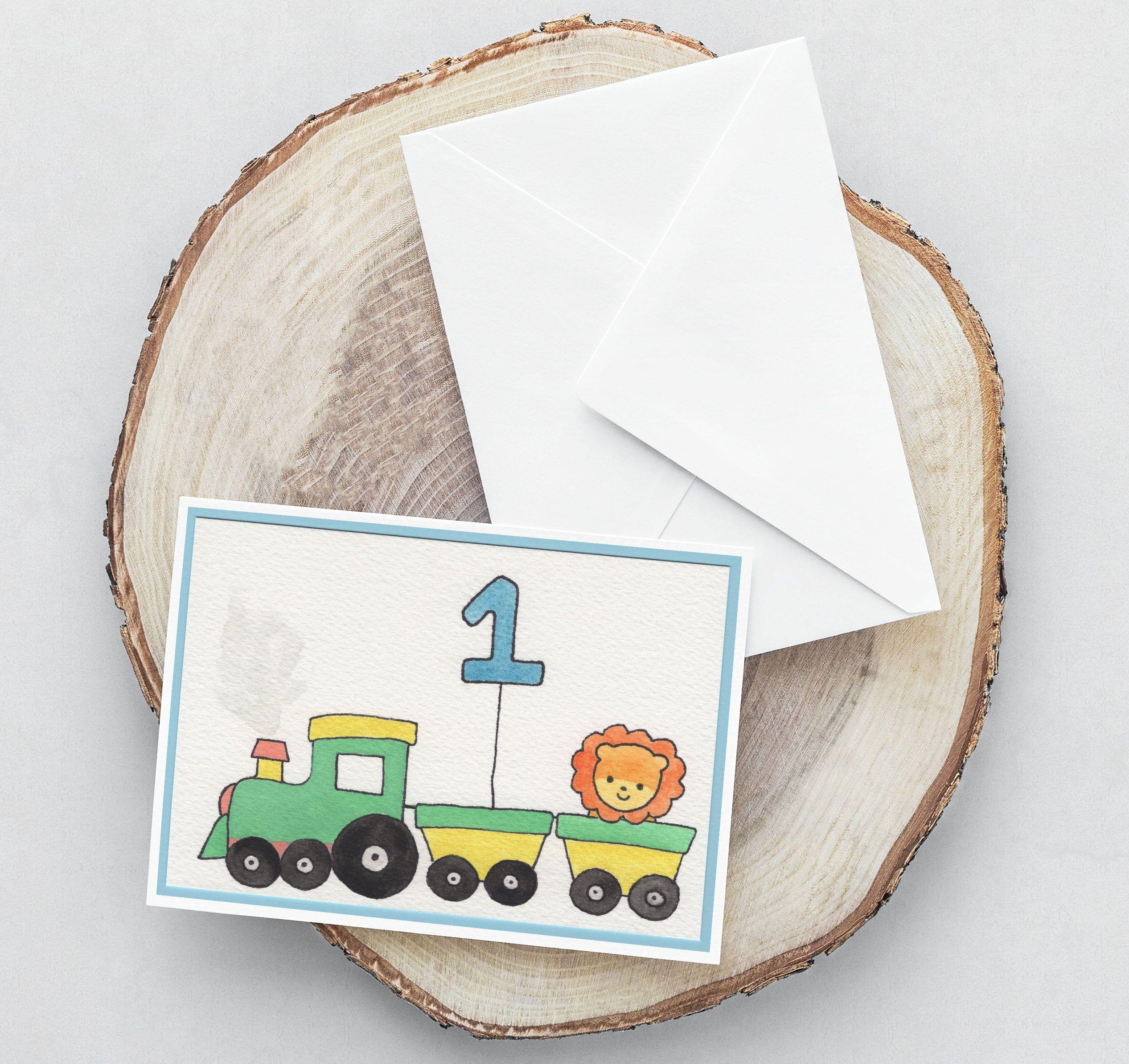 Handmade 1st Birthday Card First Birthday Card One Year Etsy First Birthday Cards 1st Birthday Cards Old Birthday Cards