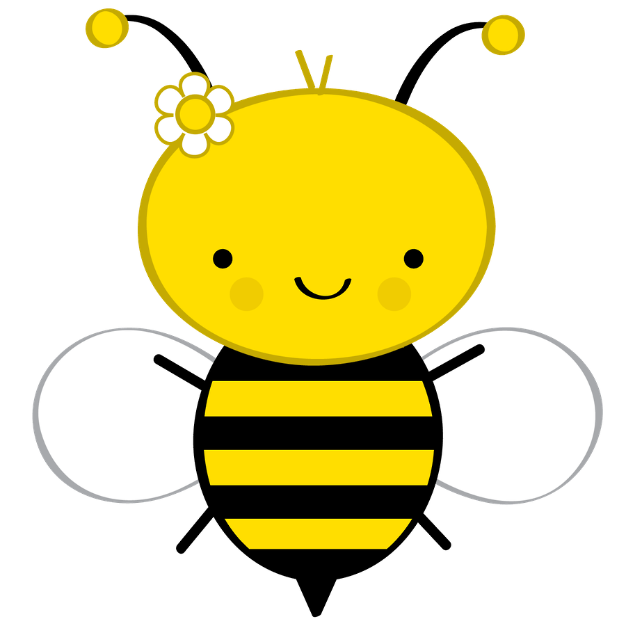 abelhinhas minus x l minas kids insects pinterest bees rh pinterest nz bee clipart to color bee clipart to color