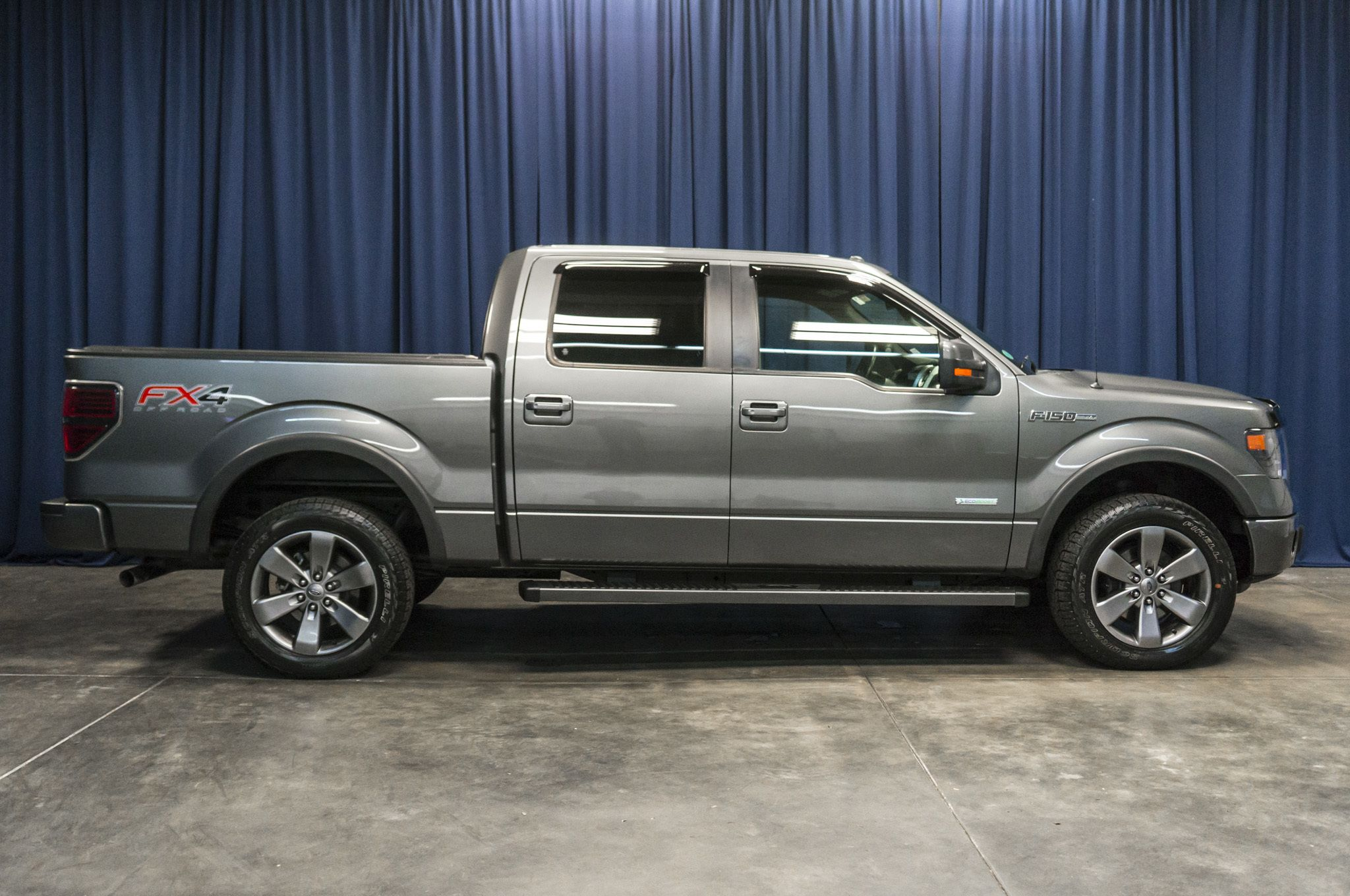 NWMS Delivers : 2014 Ford F150 SuperCrew Cab FX4 Pickup 4D 5 1/2 ft. Buy online & delivered to your home, with 3 day returns. AutoCheck® verified clean title & accident free. Online financing, a real trade-in offer & additional protection.