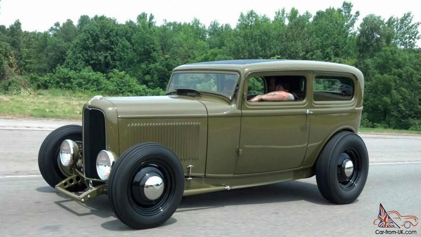 32 Ford Tudor Sedan For Sale Ebay 1420 800 Hot Rods Hot Rods Cars Muscle Hot Rods Cars