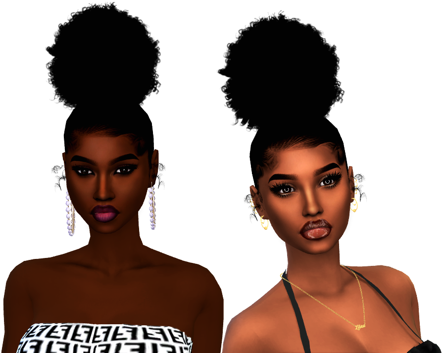 Xxblacksims Xxblacksims Public Download Here Sims 4 Black Hair Sims Sims 4