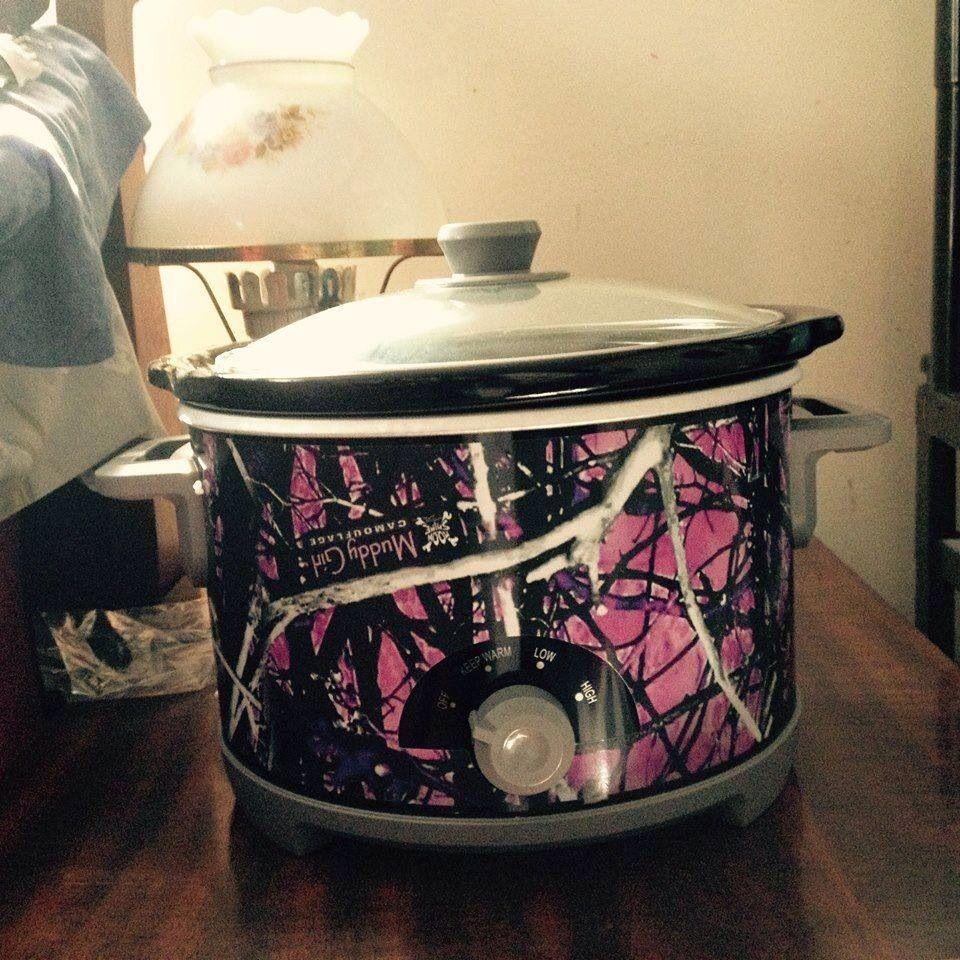 pink camo crock pot | browning | pinterest | pink camo, camo and
