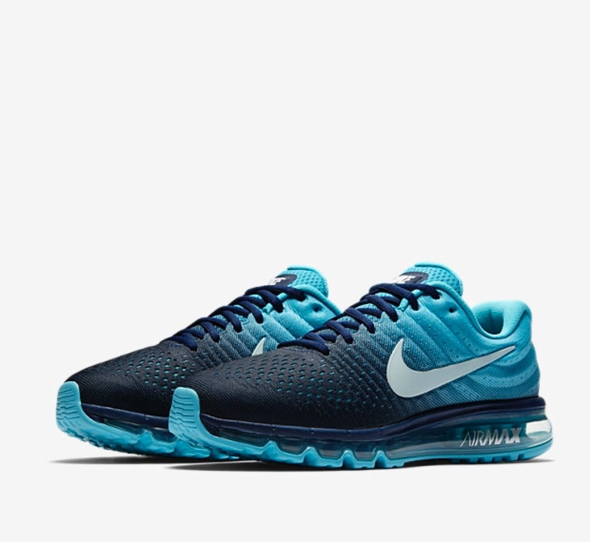 Nike Air Max 2017. The most beautiful Air Max I've ever seen