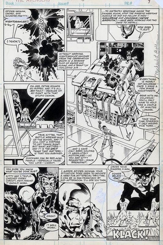 The Marvel Age Of Comics Photo Comic Books Art Comic Book Artists Jack Kirby Art