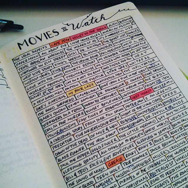 Movies To Watch List The Colors Are The Movies Imdb Score