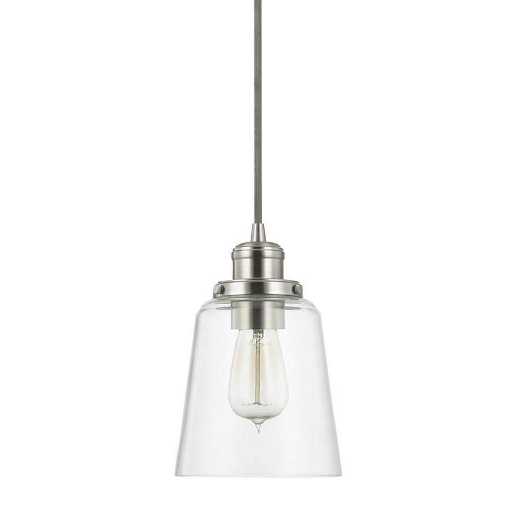 Canadalightingexperts one light mini pendant lighting