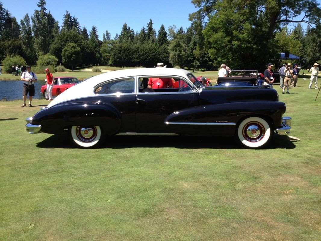 1946 Cadillac - Goodbuy-GoodbyeCar Sale! | val and ray | Pinterest ...