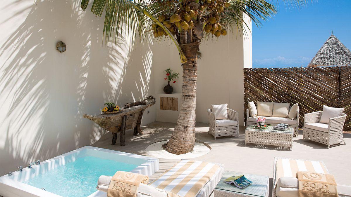 Gold Zanzibar Beach House & Spa - Tanzania