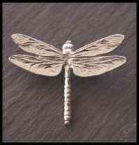 Pewter Brooches and Jewellery