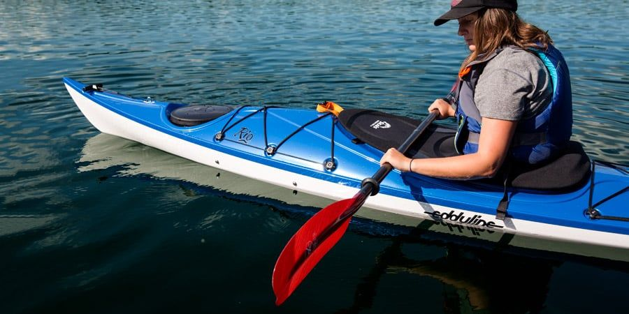 How To Paddle A Kayak Basic Strokes In 2020 Kayaking Kayak Paddle Sea Kayaking