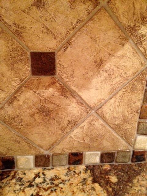 ceramic tile backsplash design Kitchen BACKSPLASH in 2018