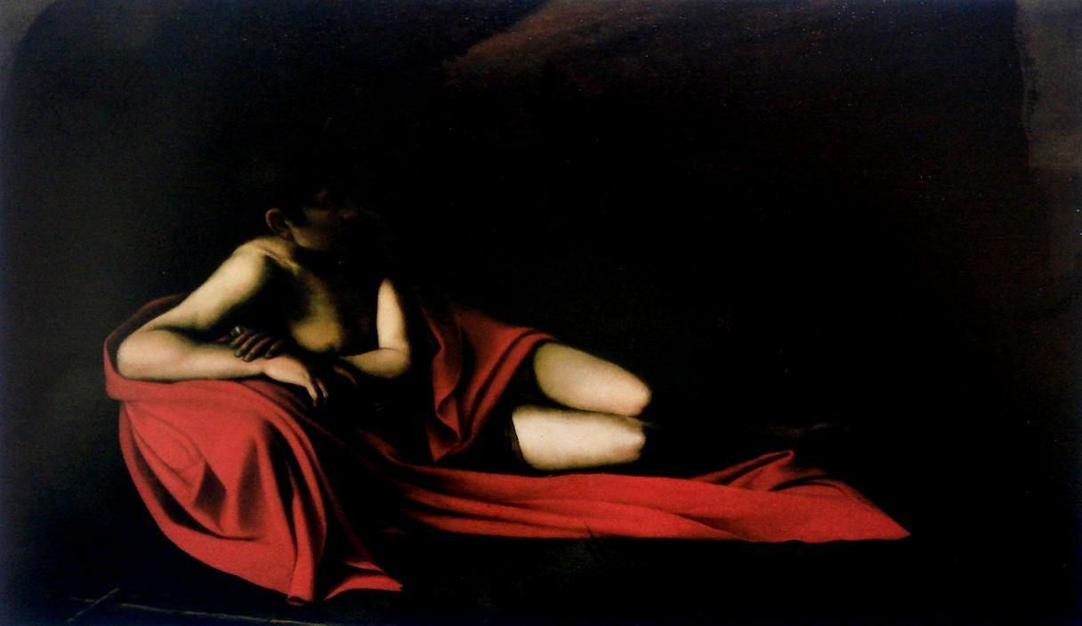 Caravaggio st john the baptist the nude confirm. happens