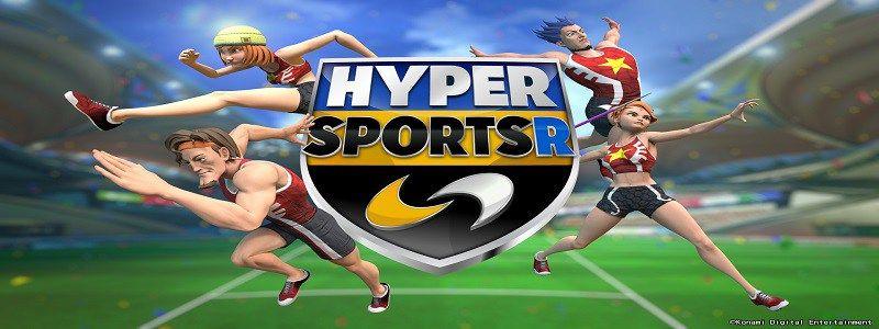 KONAMI Announces HYPER SPORTS R for Nintendo Switch Wii
