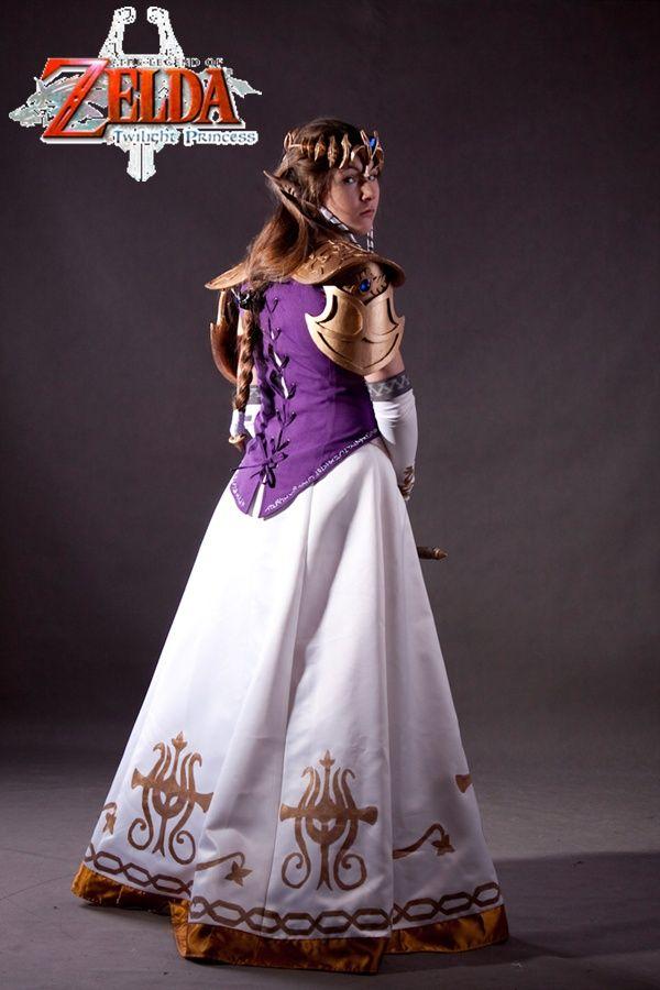 Legend of Zelda : Hyrule Lady by *Shappi on deviantART