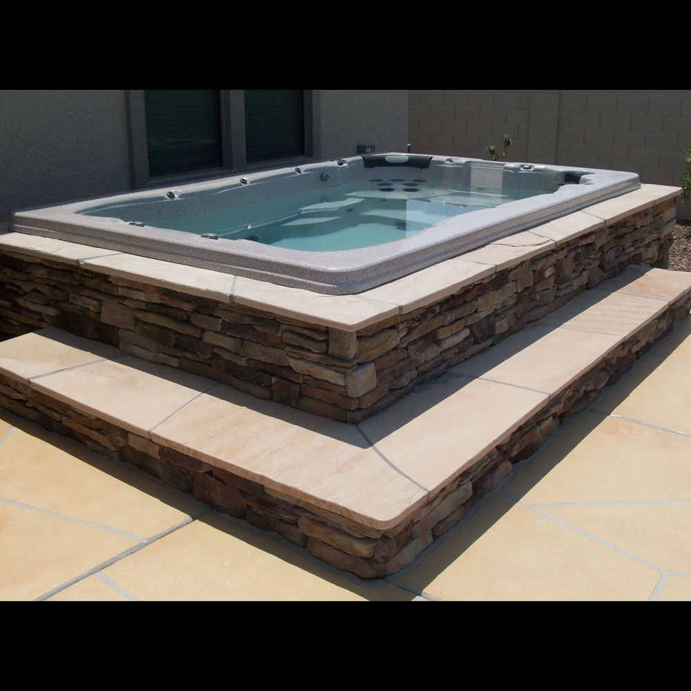 Sedona Spas, Arizona's leading In Ground Spa Manufacturer ...