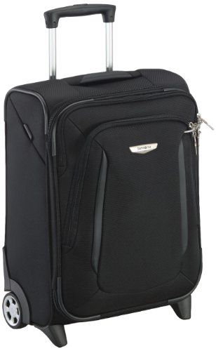 Liters Noir 5018 Bagage 2 Samsonite X'blade Upright 0 Cabine 32 deCorQBWx
